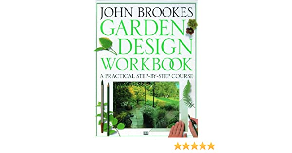 john brookes garden design workbook