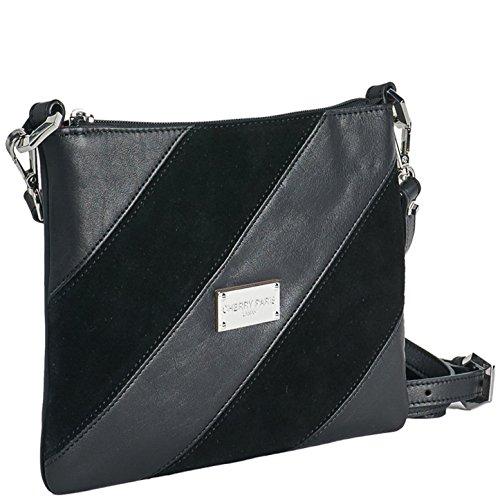 Cherry Paris- London- sacchetto tasca Donna nero