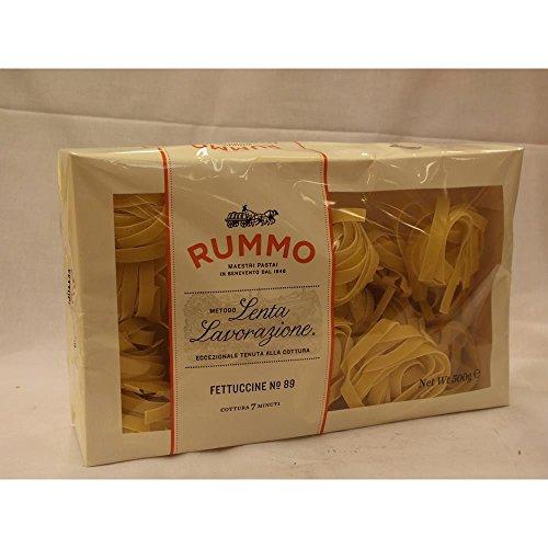 Rummo Lenta Lavorazione Fettuccine No.89 500g Packung (Nudel Nester)