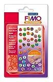 Staedtler 8725 Fimo accessoires Motiv-Form, ABC/123