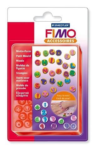 Staedtler - Fimo Accessoires - Moule Flexible en Silicone 40 Motifs
