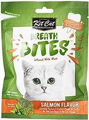 Kit Cat Breath Bites Mint Salmon Flavor 60g