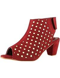 Exotique Women's Heel Sandal(EL0029)
