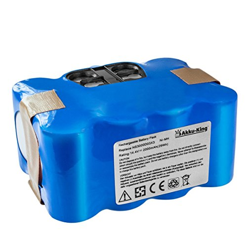 akku-king-battery-for-indream-9200-kaily-310a-klarstein-saugroboter-kv8-210c-mygenie-xr210-robot-rbc