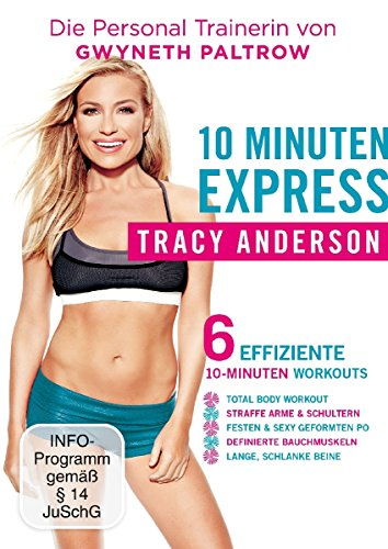 Tracy Anderson - 10 Minuten Express