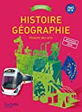 Histoire-Géographie CM2 - Collection Citadelle - Livre élève - Ed. 2017
