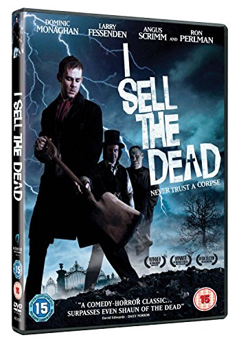 I Sell The Dead [DVD] [2008] [UK Import]