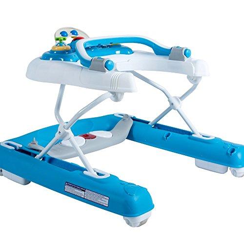 Andador multifuncional C113 Primo Passo azul