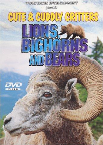 Preisvergleich Produktbild Cute & Cuddly Critters: Lions,  Bighorns and Bears
