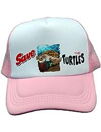 8197247fab5 Amazon.co.uk  Pink - Flat Caps   Hats   Caps  Clothing