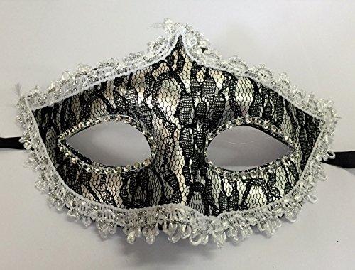 Lizzy® Damen Mädchen Gothic Swan Ballerina Halloween Masquerade Fancy Kleid Tutu Kostüm