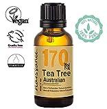 Naissance Teebaumöl Australisch 30ml 100% naturreines ätherisches Öl