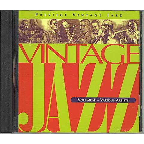 Vintage Jazz Volume 4 (UK Import)