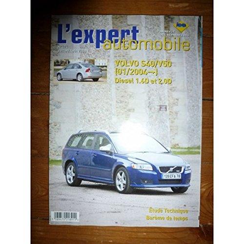 Lea-l'expert Automobile - S40 V50 04- Revue Technique Volvo par L'EXPERT AUTOMOBILE