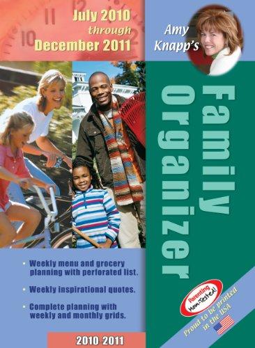 2011 Amy Knapp's Family Organizer - Eng Calendar (Family Knapp Amy Planner)