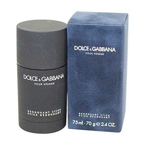 Dolce & Gabbana Pour Homme / men, Deodorant Stick 75 ml, 1er Pack (1 x 75 ml)
