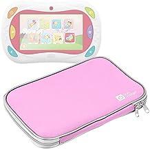 DURAGADGET Funda Rosa De Neopreno Para Gioco Happy Tablet 5710 De Chicco  Resistente Al Agua - Ligera Y Cómoda