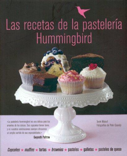 Editorial acanto s.a. M231116 - Libro pasteleria hummingbird (Decoracion Y Cocina) por Tarek Malouf