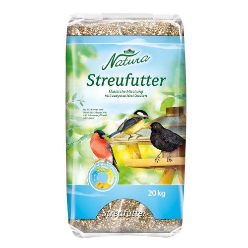 Dehner Natura Wildvogelfutter, Streufutter, 20 kg