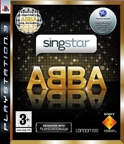 Ps3 Singstar - SingStar ABBA (PS3) [import