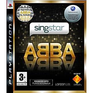 SingStar ABBA [UK-Import]