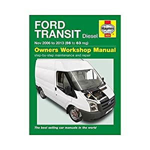 ford transit diesel owner 39 s workshop manual 2006 2013. Black Bedroom Furniture Sets. Home Design Ideas