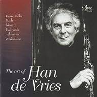 The art of Han de Vries