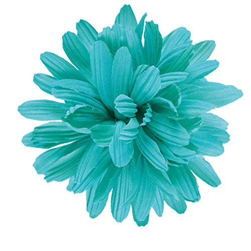 Electra Bicycle Electra Lenkerblume Daisy und Dahlia Flower, DaisyDahlia, Farbe türkis - Basil Blume