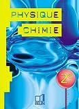 Physique Chimie 2nde (livre de l'élève)