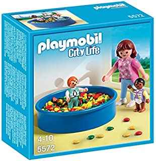 Playmobil  City Preschool Playgroup dp BIFVVGI