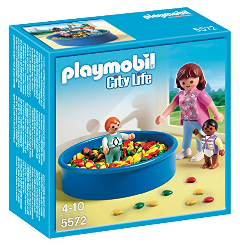 Playmobil Guardería - Piscina de Bolas
