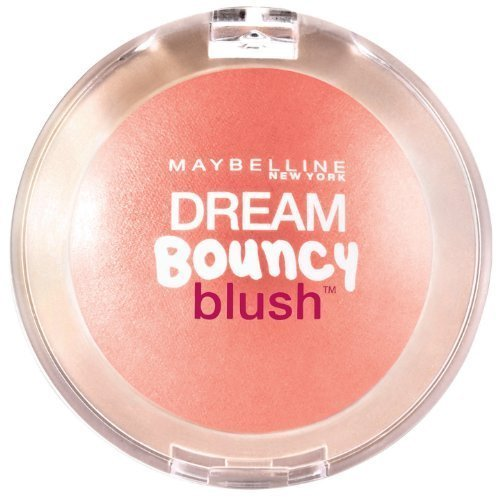 Bouncy Dream Blush (Maybelline New York Dream Bouncy Blush, Candy Coral, 0.19 Oz (Pack of 2) by Maybelline)