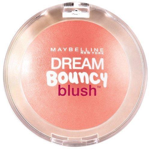 Dream Blush Bouncy (Maybelline New York Dream Bouncy Blush, Candy Coral, 0.19 Oz (Pack of 2) by Maybelline)