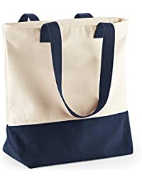 Bagbase Unisex Westcove Canvas Tote Bag