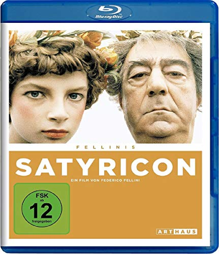 Fellini's Satyricon [Blu-ray]
