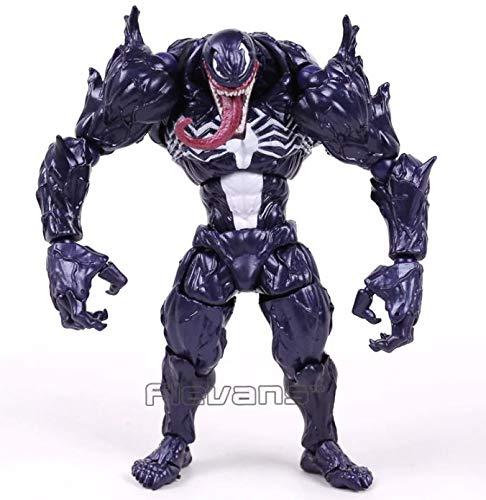 Venom de Marvel Juguete Figura de acción PVC coleccionables para niños Spiderman Vengadores