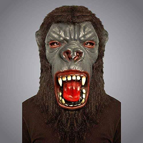 DP Gorilla Horror Maske Halloween Kostüm King Kong Kostüm Halloween Masken