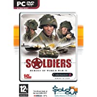 Soldiers: Heroes of World War II (PC DVD) [Edizione: Regno