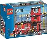LEGO City 7240 - Feuerwehr-Hauptquartier