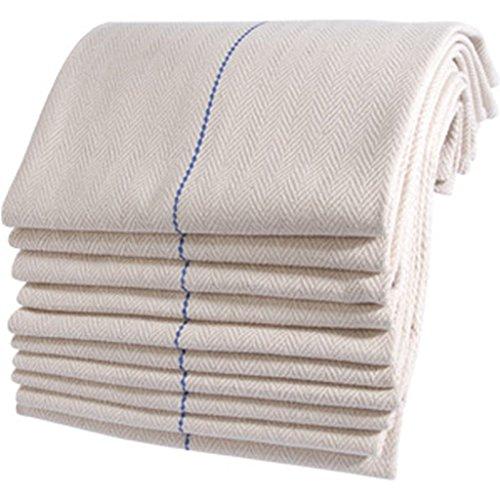 oven-cloth-herringbone-weave-cream-pack-of-10