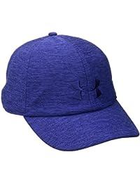 Under Armour UA Twisted Renegade Cap Gorra de Béisbol, Mujer, Morado (Constellation Purple), OSFA