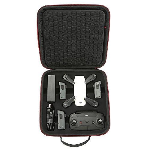 RLSOCO Custodia per DJI Spark Drone e Accessori - Ideali per Viaggio Trasportare e Housing Stoccaggio - 3