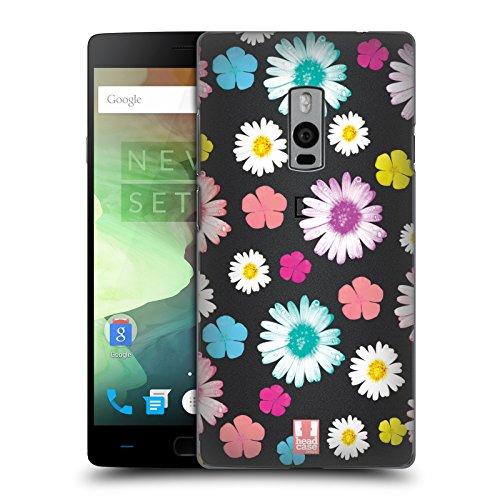 Head Case Designs Bunte Gänseblümchen Flower Power Ruckseite Hülle für OnePlus 2 / Two