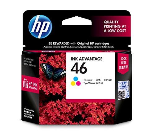 Preisvergleich Produktbild HP 46Cyan, Gelb