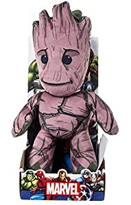 Marvel Guardians of the Galaxy 10-Inch Groot Soft Plush Toy