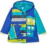 Tuc Tuc Prenda NIÑO ABC Monsters, Abrigo para Niños, (Azul 00), 2 años (Tamaño del Fabricante:2A)