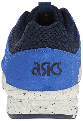 Asics Shaw Runner Herren Wildleder Turnschuhe Strong Blue/Strong Blue