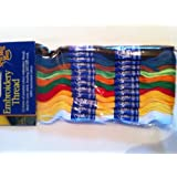 Embroidery Thread - Assorted Colours