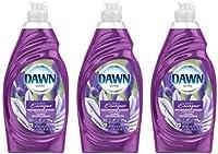Dawn 3 Pk Dawn Ultra Mediterranean Lavender Scent Dishwashing Liquid Detergent by Dawn