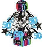 eBook Gratis da Scaricare creative Converting party Decoration Metallic foil Cascading Centerpiece Milestone Celebrations 50th (PDF,EPUB,MOBI) Online Italiano